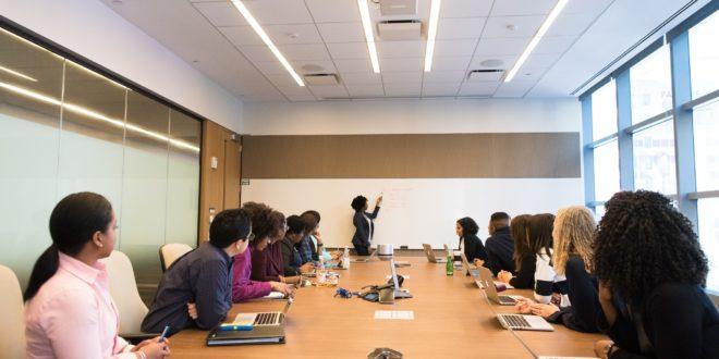 reprise de l'industrie des réunions