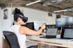 formation nouvelle technologie, un team building à distance en VR est interactif