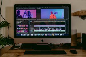 production vidéo d'un gala virtuel