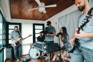 plateforme digitale concert virtuel contenu direct ou pré-enregistré