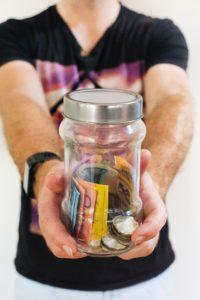 collecte de fonds virtuel