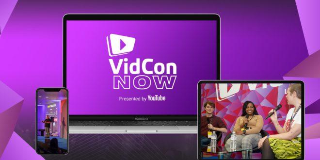 VidCon Now