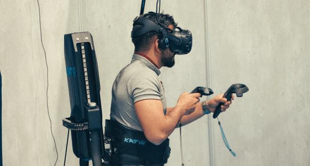 animation VR événement Marseille