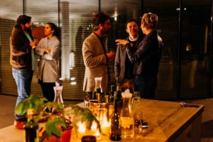 où organiser un événement networking séminaire d'entreprise