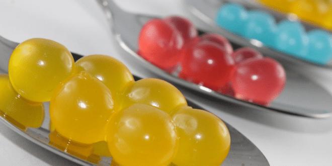 animation cuisine moléculaire