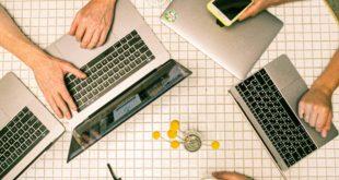 travail d'équipe, digitaliser son événement