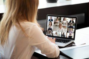 engagement des participants organiser un salon en ligne événement virtuel immersif