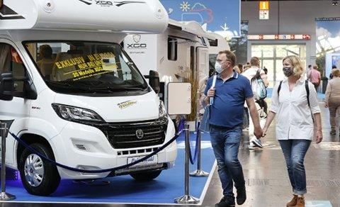 Caravan Salon en Allemagne