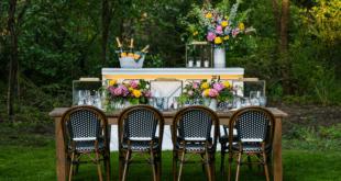 Idées pratiques pour un événement à la maison
