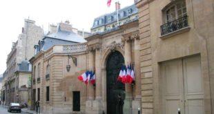 l'hôtel Matignon
