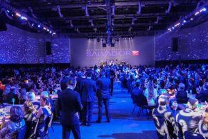 GL events centre de convention Salvador Brésil