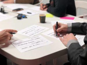 brainwriting pour un brainstorming