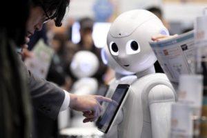 robot Pepper votre allié commercial