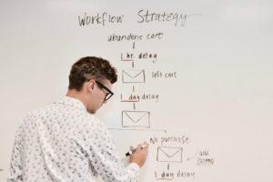 exécuter une stratégie de contenu d'un événement et une foire virtuelle