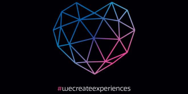 #WeCreateExperiences