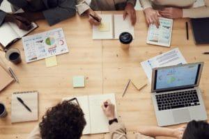 chiffres sur les réunions corporate