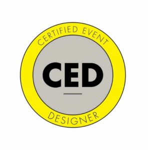 Event Design Certificate