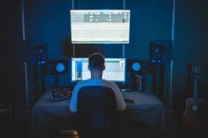 créer la musique pour un événement virtuel