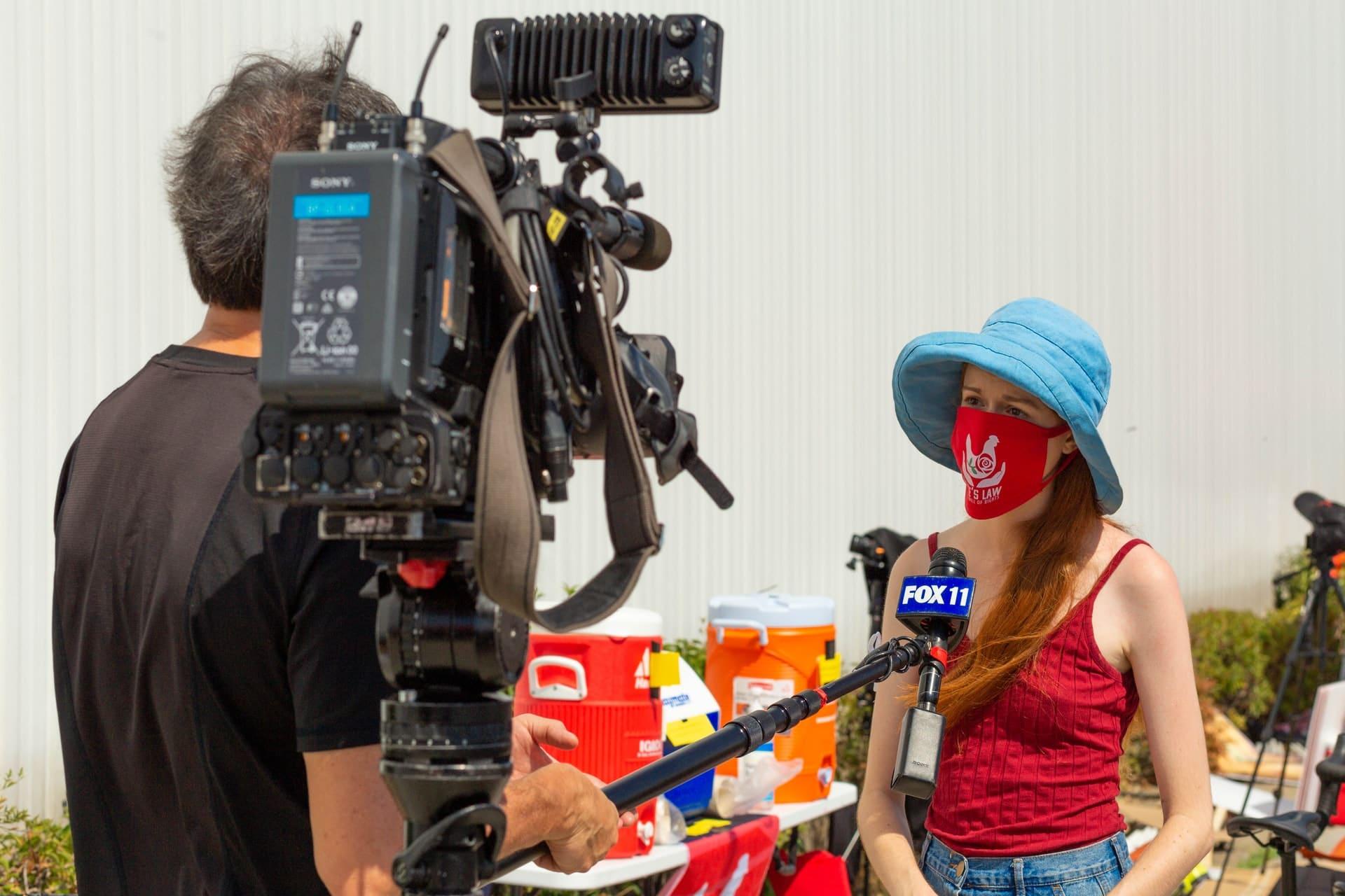 événement virtuel journalistes