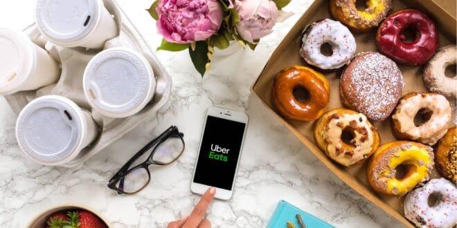 uber eats business