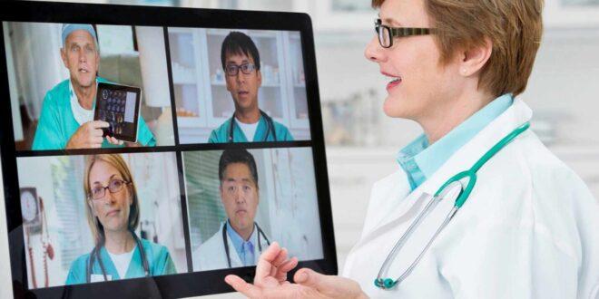 conférence médicale virtuelle