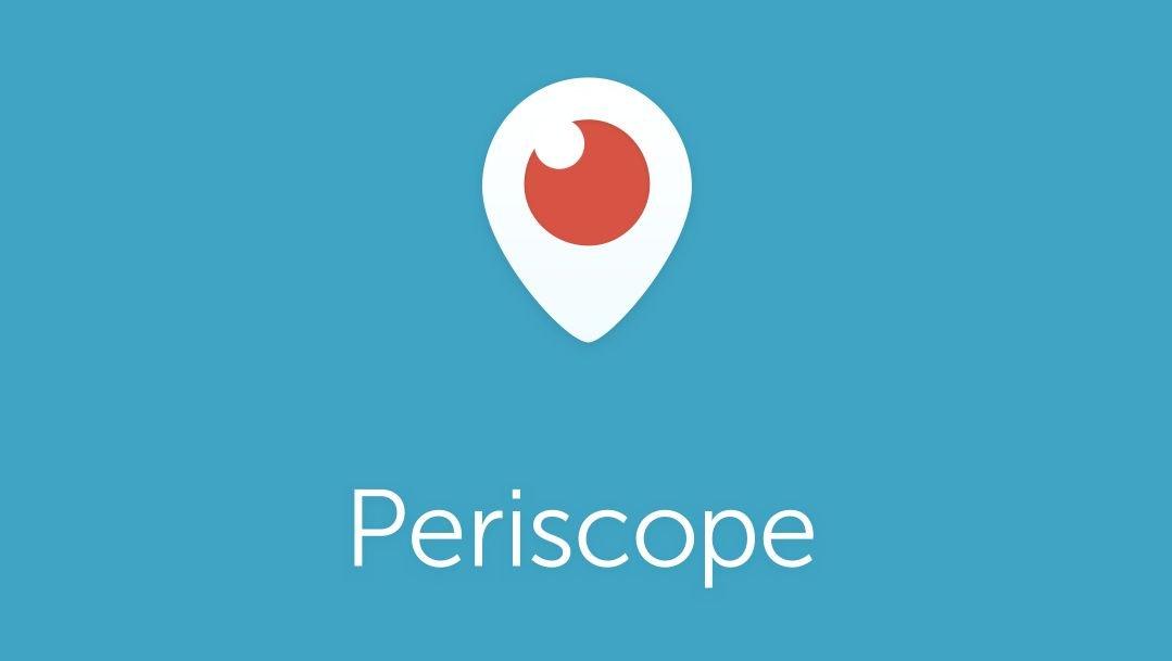 organiser un événement virtuel via Periscope