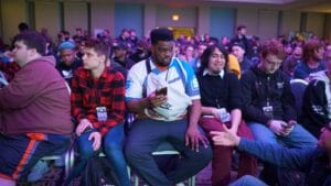 la communauté de gaming
