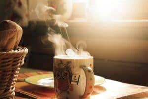 boissons chaudes pour événements