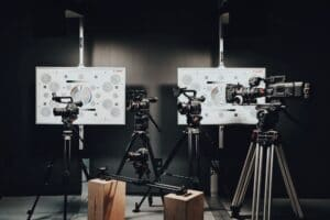 caméra de diffusion live streaming