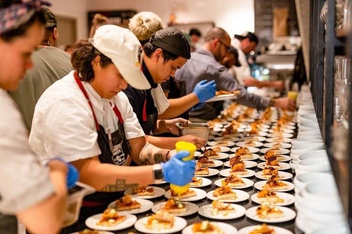 festivals gastronomiques équitables