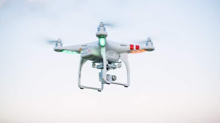 drones événement
