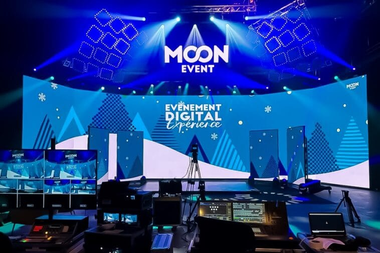 moon event experience digitale