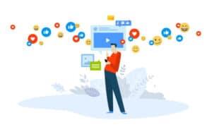 trouver des clients en événementiel grâce au live