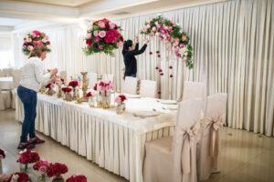 décorer salle de mariage