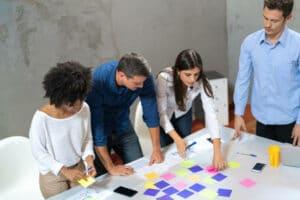 gérer un projet en équipe