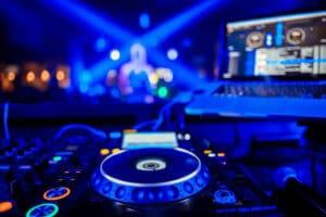 installation sonorisation DJ