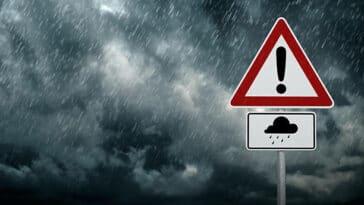 événement météo extrême