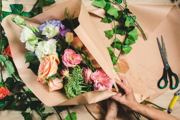 Pénurie de fleurs